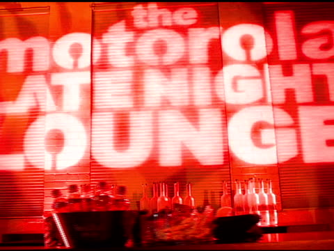 Motorola Late Night Lounge at the Motorola and Nintendo present the Motorola Late Night Lounge at Sundance 2008 at NULL in Park City Utah on January...