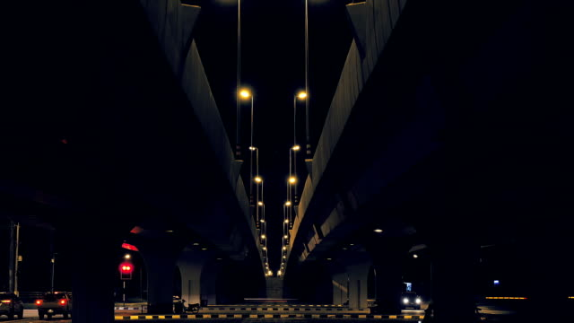 Motorway Driving Time Lapse