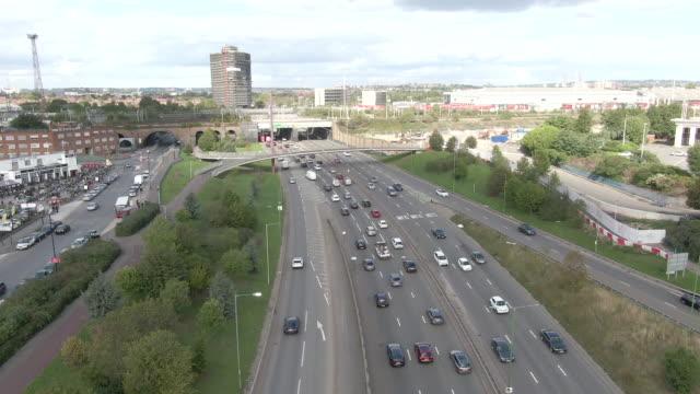 motorway - motorway stock videos & royalty-free footage