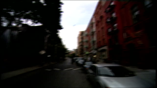 mott st st patrick's old cathedral nolita - 2007 stock videos & royalty-free footage