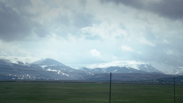 mounatin landscape of eastern anatolia passing by. - anatolia stock videos and b-roll footage