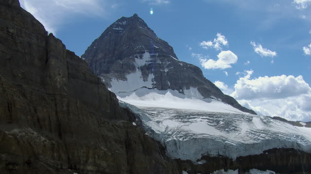 Mount Assiniboine In British Columbia