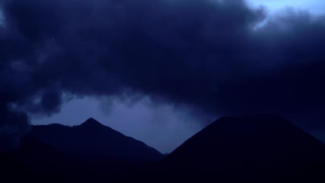 mount bromo eruption smoke and ash java indonesia - remote location bildbanksvideor och videomaterial från bakom kulisserna