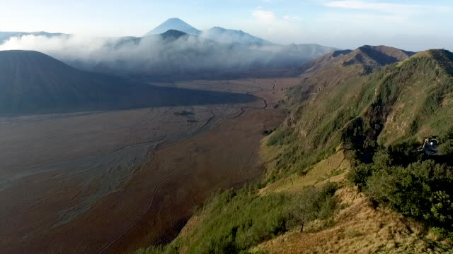 mount bromo. - tengger stock videos & royalty-free footage