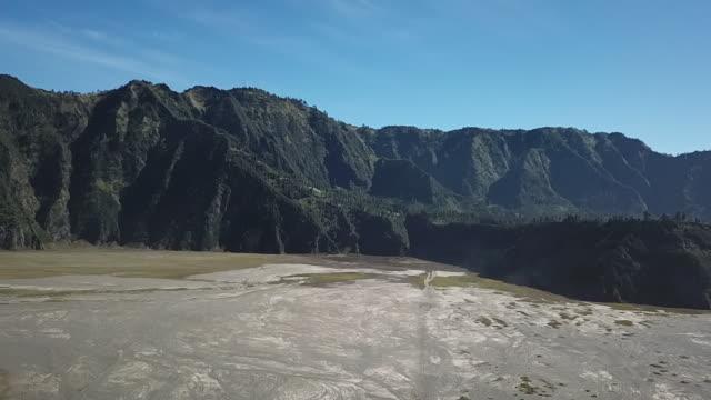 mount bromo. - bromo tengger semeru national park stock videos & royalty-free footage