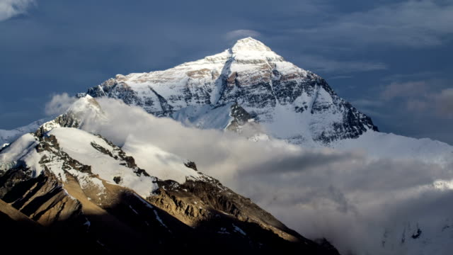 stockvideo's en b-roll-footage met mount everest - mount everest