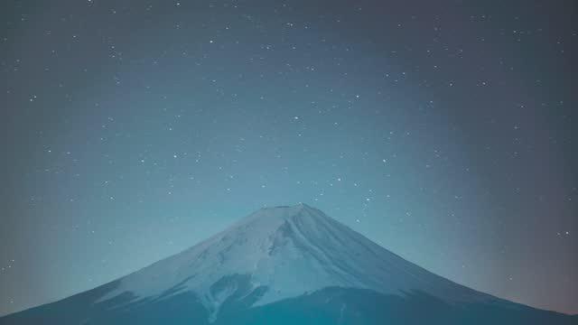 mount fuji, japan - 山梨県点の映像素材/bロール