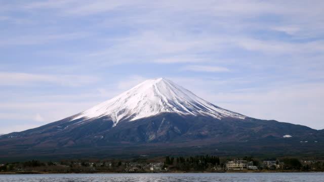 富士山日本 - 山梨県点の映像素材/bロール