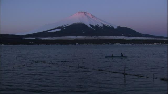 mount fuji - 山梨県点の映像素材/bロール