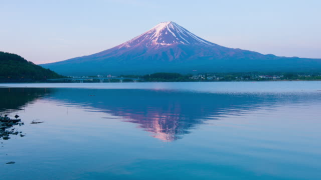 mount fuji - mt fuji stock videos & royalty-free footage