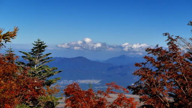 mount fuji yamanashi japan. - satoyama scenery stock videos & royalty-free footage