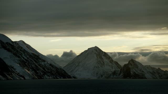 Mount Herodier In Canadian Arctic