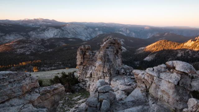 Mount Hoffman Sunrise