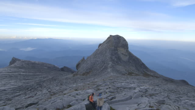 mount kinabalu - mt kinabalu national park stock videos and b-roll footage