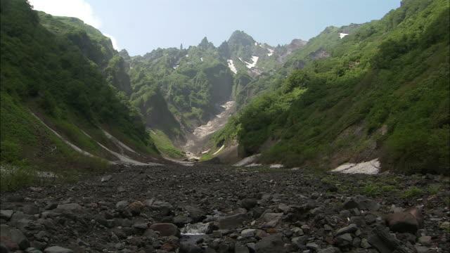Mount. Rishiri in Hokkaido