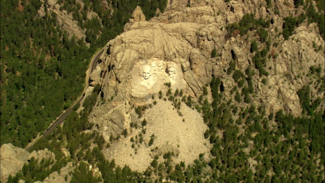 mount rushmore - south dakota stock videos & royalty-free footage