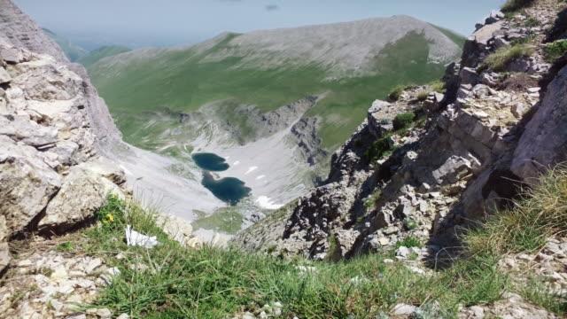 Mount Vettore in Sibillini park