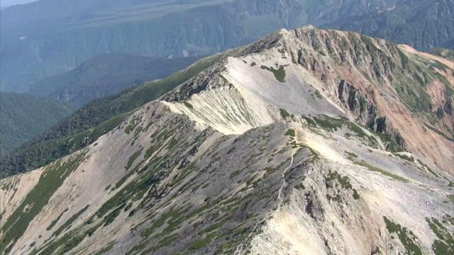 AERIAL, Mount Yakushi, Toyama, Japan