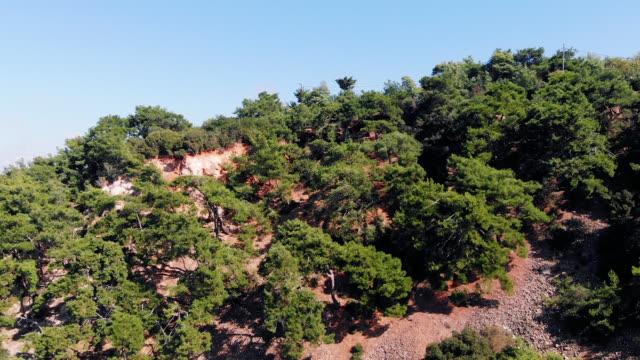 mountain aerial - byakkaya stock videos and b-roll footage