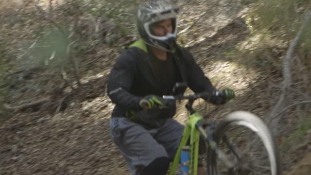 Mountain Biking BMX Camping trail riding creek water splash