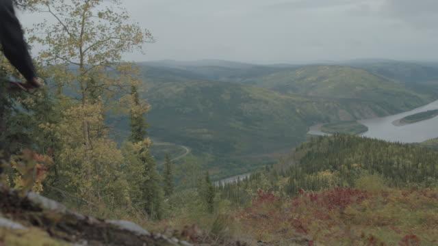 Mountain Biking through Wilderness