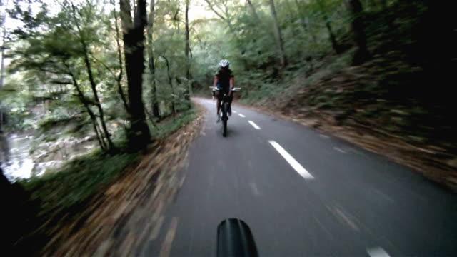 mountain biking - motorcycle biker stock videos and b-roll footage
