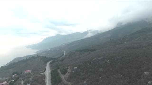mountain in crimea - sevastopol crimea stock videos and b-roll footage