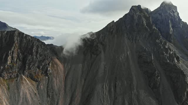 mountain in northern europe - extreme terrain stock videos & royalty-free footage