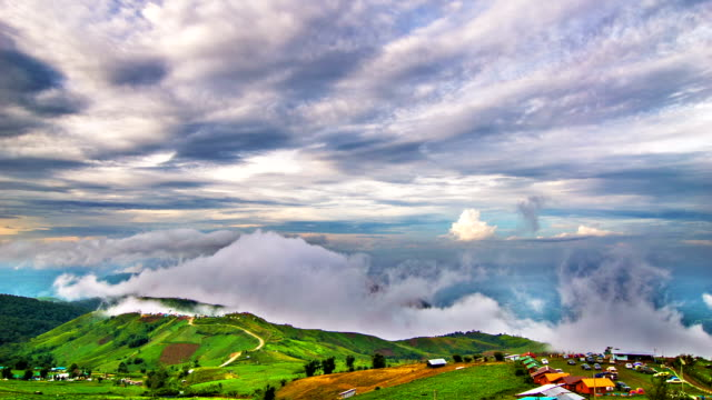 berglandschaft - insel skye stock-videos und b-roll-filmmaterial