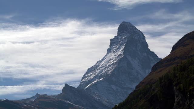 Mountain Matterhorn,Switzerland.