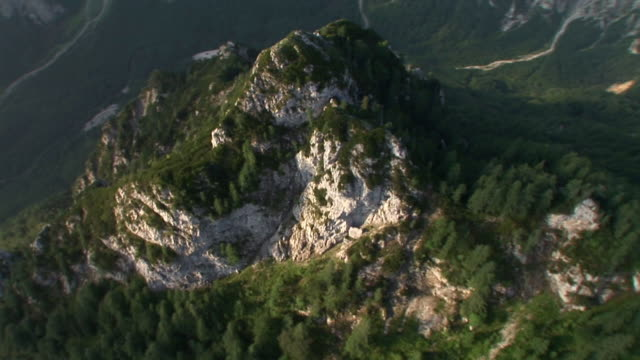 HD: Mountain peak