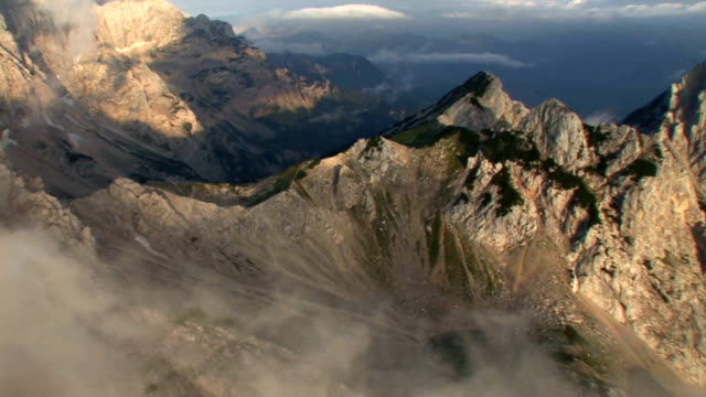 hd: mountain peaks - named wilderness area stock videos & royalty-free footage