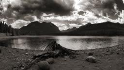 Mountain Reservoir