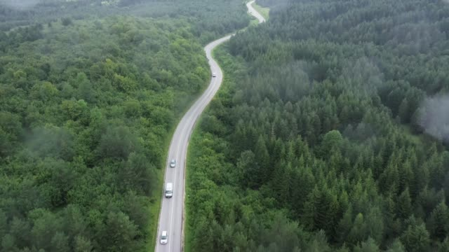 mountain road - mountain road stock videos & royalty-free footage