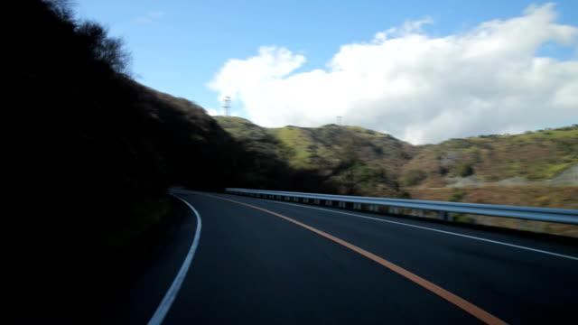 mountain road - plusphoto stock videos & royalty-free footage