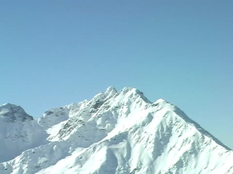 mountain scenic 2 - traditionally austrian stock videos & royalty-free footage