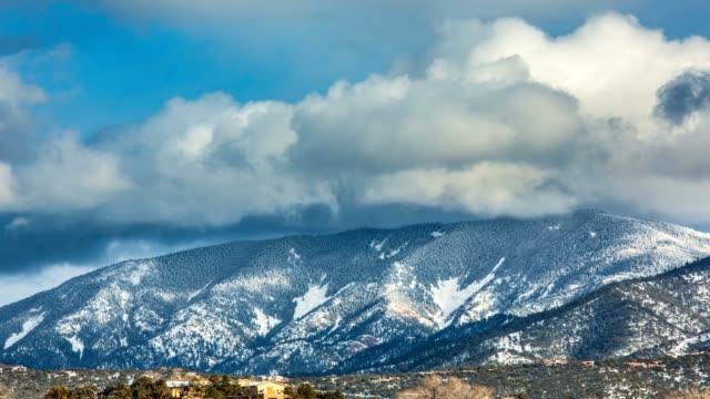 Mountain Storm timelapse
