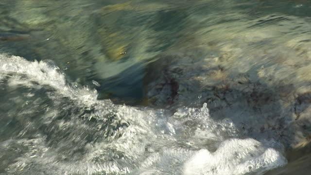 Mountain Stream. Montana Wilderness