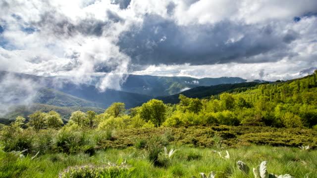 Mountain Time-lapse