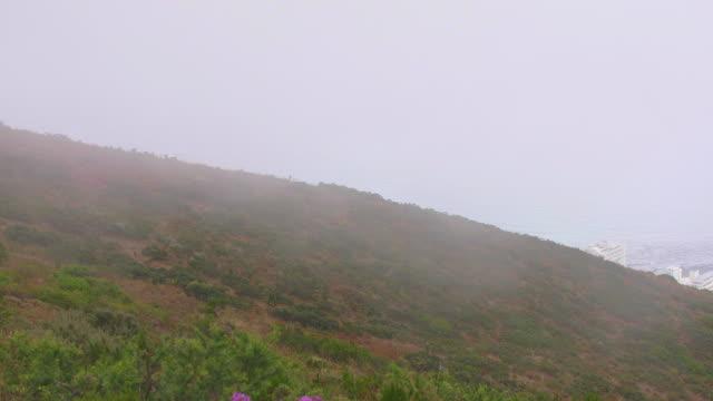 mountain view - drakensberg mountain range stock videos & royalty-free footage