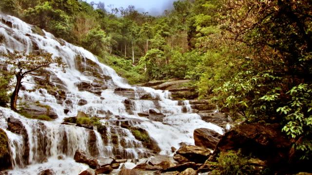 Mountain vattenfall