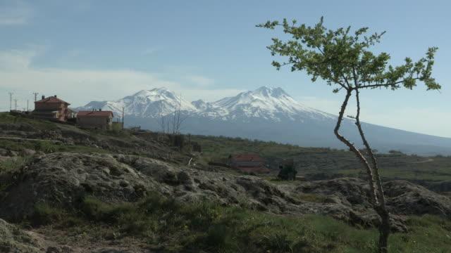 stockvideo's en b-roll-footage met mountainous landscape, guzelyurt, turkey - watervorm