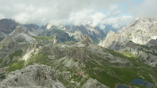 Mountains landscape in south tyrol