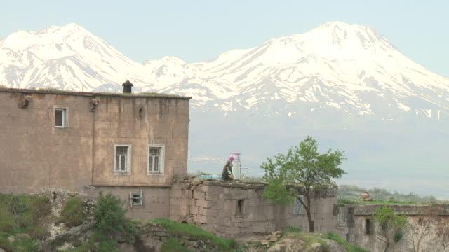 Mountains of Guzelyurt, Turkey