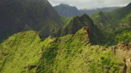 Mountains of Hawaii