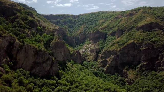Mountains of Yerevan Armenia