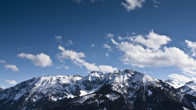 mountains south of the town of vils, austria - peter snow stock videos & royalty-free footage