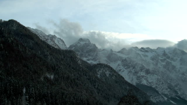 mountains - peter snow stock videos & royalty-free footage