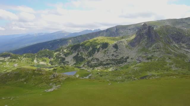 mountains - bulgaria stock videos & royalty-free footage