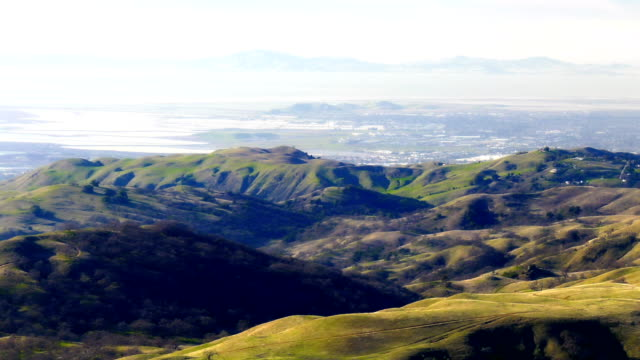 mountains - silicon valley stock videos and b-roll footage